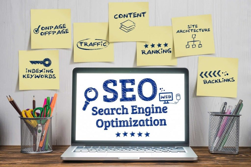 Solidify SEO and Web Design To Enhance Your Marketing Efforts