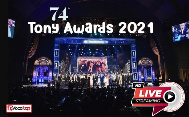 To watch the Tony Awards live online